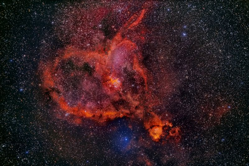 IC1805 / Heart Nebula