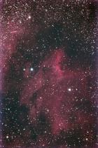 NCG5067(ペリカン星雲)