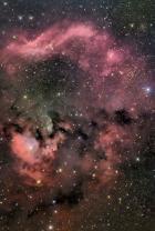 クエスチョンマーク星雲