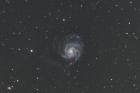 M101(NGC5457) おおぐま座/銀河(Sc)