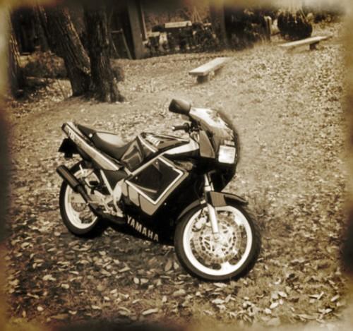 バイクセピア