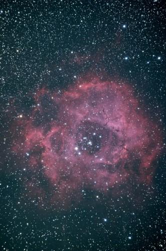 NGC2237_Caldwell49_The Rosette Nebula _バラ星雲_1024
