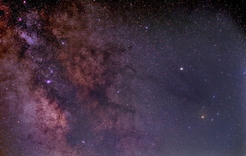 Sagittarius Star Cloud & The outskirts of Antares_800